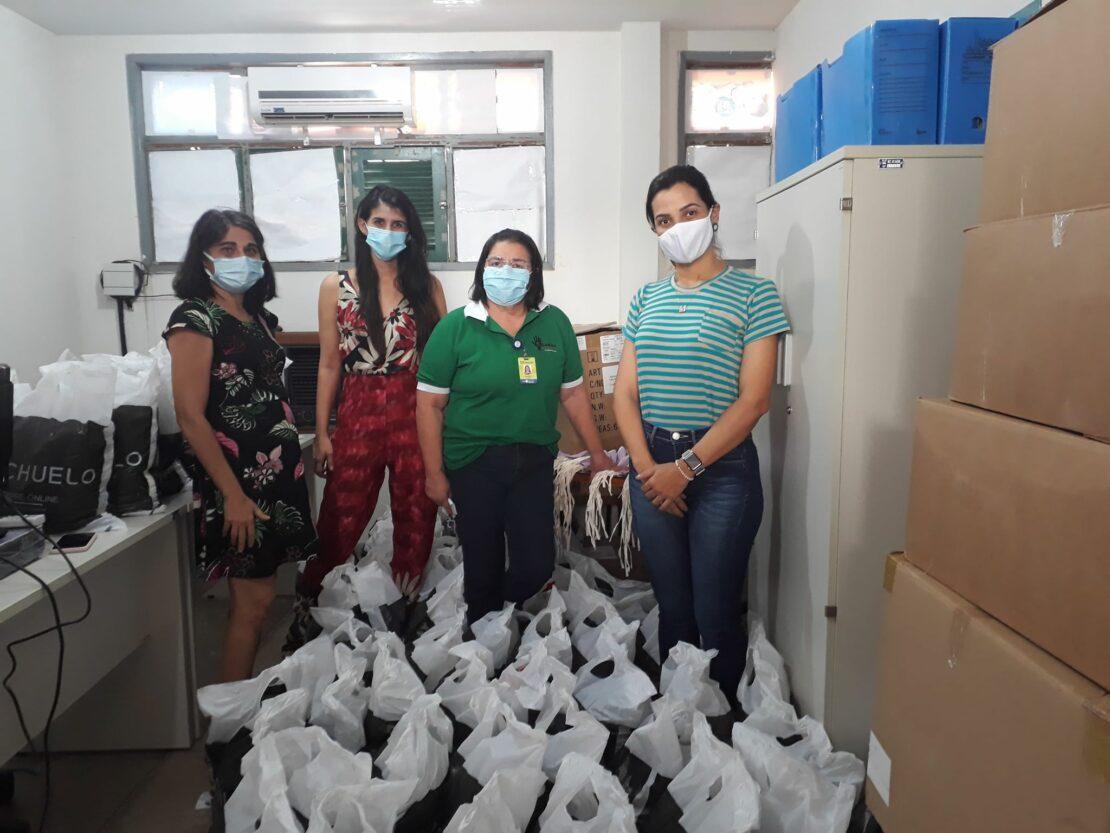 Hospital Regional de Pau dos Ferros recebe doações
