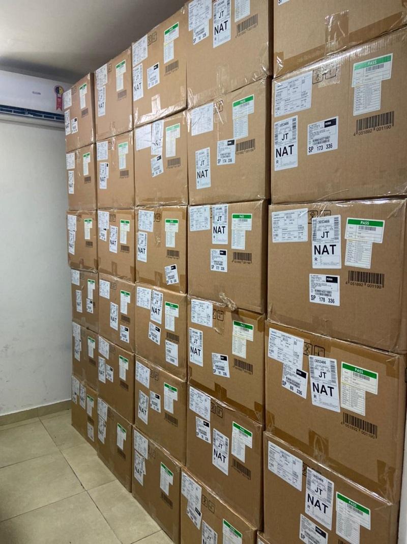 Unicat distribui quase 11 mil testes para Covid